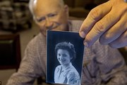 Norwood Thomas, 93, is flying across the globe to reunite with 'the one that got away'. Photo / AP