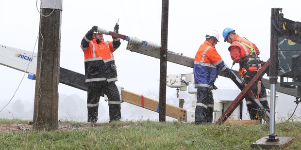Northpower is giving customers another little power surge in the pocket. Photo / John Stone