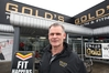 Steven Gardiner, owner of Rotorua gym Gold's Health & Fitness.
