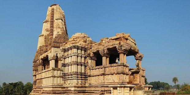 Dulhadeo temple in Khajuraho, India. Photo / Wikimedia Commons