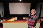 NEW AGE: Taihape Majesti Theatre manager Simone Simpson says $20,000 is needed to upgrade the 98-year-old theatre's equipment.