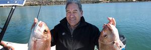 Mr Peters is a keen boatie. Photo / Brett Phibbs