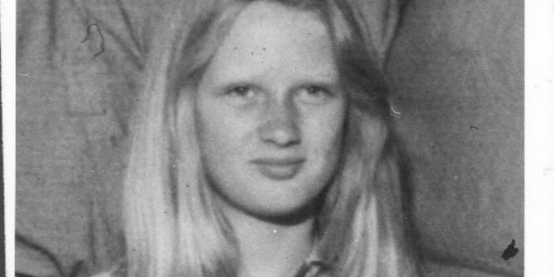 Tracey Patient, 13, was found strangled by pantyhose in the bush of the Waitakere Ranges on January 30, 1976. Photo / Supplied