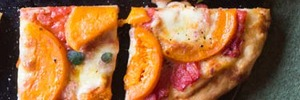 Dinner dash: pumpkin pizza