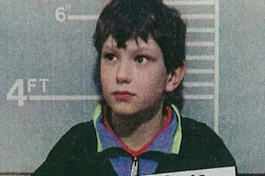 British child murderer Jon Venables, who along with Robert Thompson, killed two-year-old Jamie Bulger in 1993. Photo / Getty