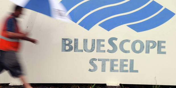 """Bluescope added the Pacific Steel operation to its New Zealand operations in 2014 and last year described them as a """"valuable domestic business."""" Photo / Getty Images"""