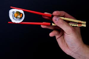 You've been using chopsticks wrong