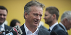 Steve Waugh found New Zealand crowds to be hostile during his playing career. Photo / Getty