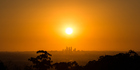 """Perth could see temperatures """"into the 50s"""" if action is not taken, a leading climate scientist has warned. Photo / Getty"""