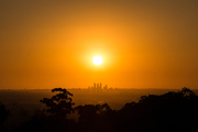 "Perth could see temperatures ""into the 50s"" if action is not taken, a leading climate scientist has warned. Photo / Getty"