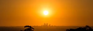 Western Australia is getting way too hot
