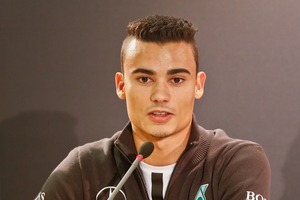 Mercedes-AMG DTM-Fahrer Pascal Wehrlein. Photo / Getty Images