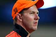 Brett Lee was a brand ambassador for a Ponzi scheme that has ripped off billions from Indian investors. Photo / Getty Images