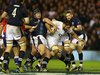 Billy Vunipola was the stand-out in England's win over Scotland. Photo / Getty