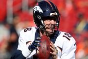 Peyton Manning is feeling the pressure. Photo / Getty Images