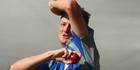 Jackson Bird of Australia bowls during an Australian nets session at Wellington's Basin Reserve. Photo/Getty