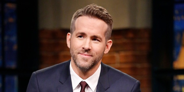 Actor Ryan Reynolds. Photo / Getty Images