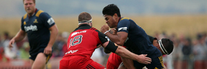 Malakai Fekitoa during the Super Rugby trial match between the Highlanders and the Crusaders. Photo / Getty