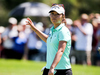 By anyone else's standards, a three-under par 69 would be an excellent round but Lydia Ko was less than impressed with her game. Photo / Getty Images
