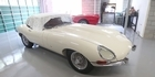 Watch: Rare 1961 E type roadster jag