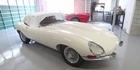 Watch: Rare 1961 E type roadster jag