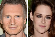 Neeson's 'incredibly famous' girlfriend