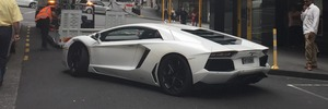 Lamborghini owner: 'I couldn't believe it'
