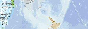NZ could be in the path of twin cyclones