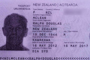 Ralph Douglas McLean was found in a room in a resort in Sihanoukville in Cambodia. Photo / Supplied