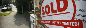 New stats from QV are providing more evidence of a plateauing in Auckland property prices. Photo / NZ Herald