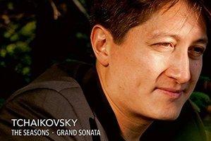 Tchaikovsky, Grand Sonata & The Seasons (BIS).