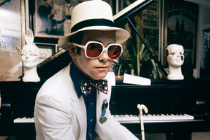 Elton John's wonderful crazy life