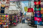 Join in the hustle and bustle of the Ladies Market in Hong Kong's Mong Kok, Kowloon. Photo / 123RF