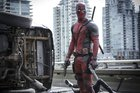 Ryan Reyonlds in a scene from the film Deadpool. Photo / Supplied