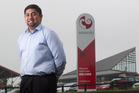 Waiariki Institute of Technology's new Student association president Virgil Iraia. Photo/Stephen Parker