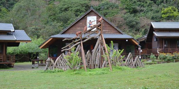 Leader Village in Taroko National Park, Taiwan. Photo / Eli Orzessek