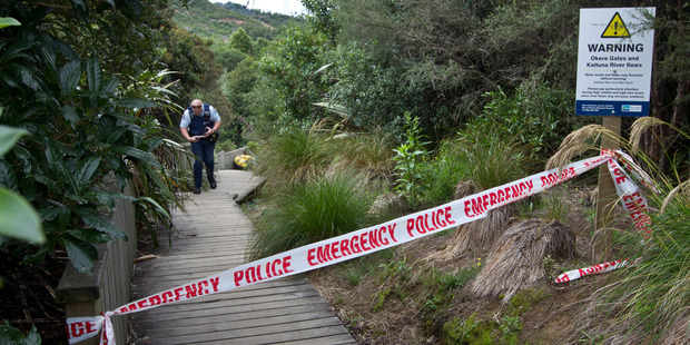 A man got into difficulty while swimming in the Kaituna River and disappeared underwater. Photo / Stephen Park, Rotorua Daily Post