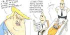 View: Cartoon: Trump endorses torture