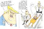 Cartoon: Trump endorses torture