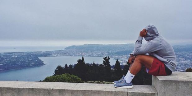 Malakai Fekitoa has admitted he struggles with anger on and off the field. Photo / Facebook