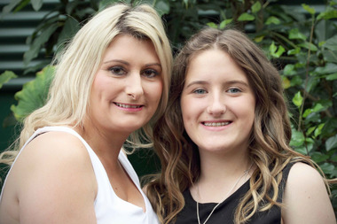 Natasha Woolfe was so worried about daughter Jorja she put off seeing her own doctor.