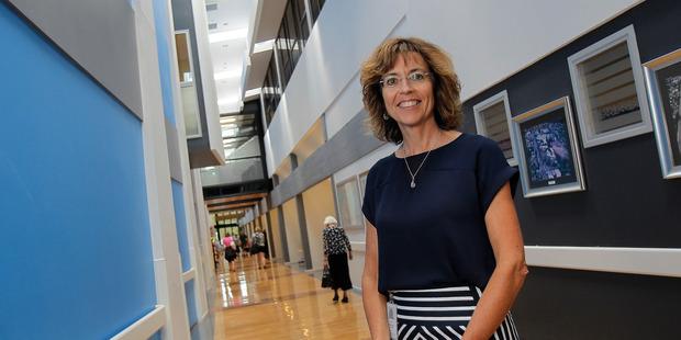 Bay of Plenty District Health Boad's new CEO Helen Mason. Photo/John Borren