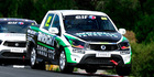 NEW RIDE: Matt Gibson has thrown his hat into the ring for the Ssangyong Racing Series.
