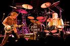 The Mick Fleetwood Blues Band.