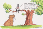 Cartoon: Global financial crisis?