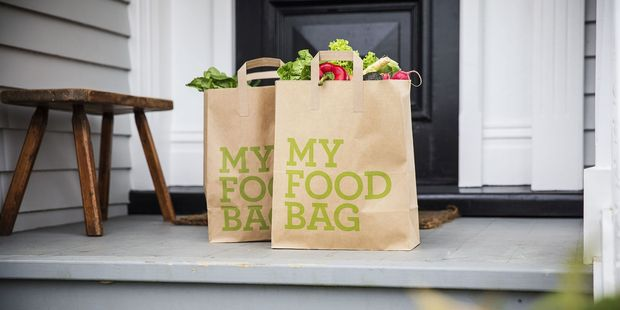 My Food Bag is perhaps our best-known local example of the home-delivery-via-subscription  model. Photo / Supplied