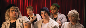 BOY BAND: One of the talented acts in The Choice is West Street Direction Zone.