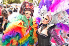 Mardi Gras drag queens are the glittering embodiment of the event. Photo / Destination New South Wales