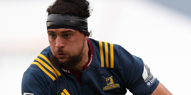 Elliot Dixon is a likely All Black contender. Photo / Getty Images