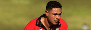 Ex-rugby star hits out after drug charge